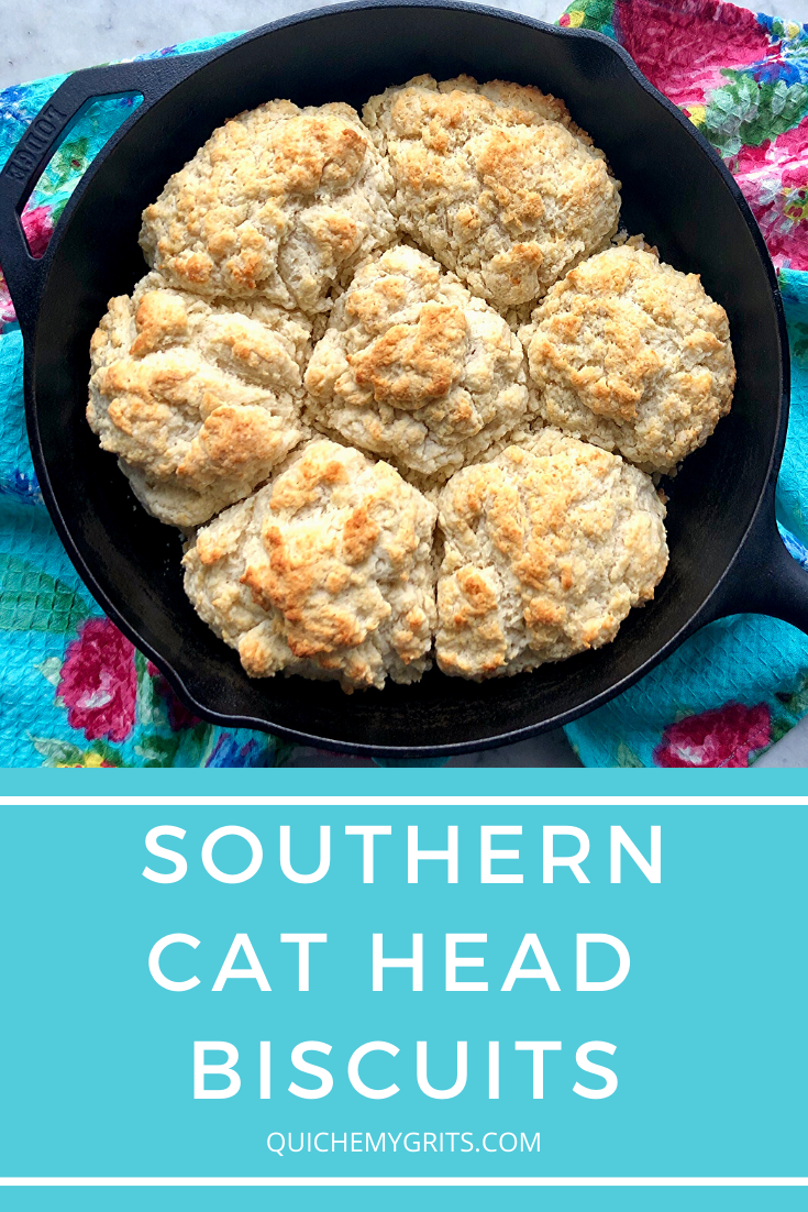 Learn how to make Cat Head Biscuits like Granny used to