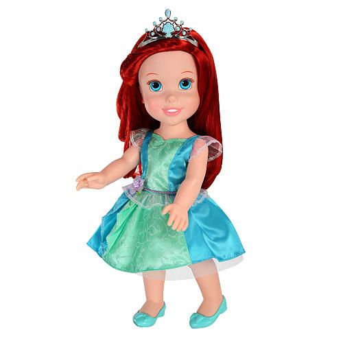 disney princess toddler doll ariel tolly tots toys r us christmas ideas for the. Black Bedroom Furniture Sets. Home Design Ideas