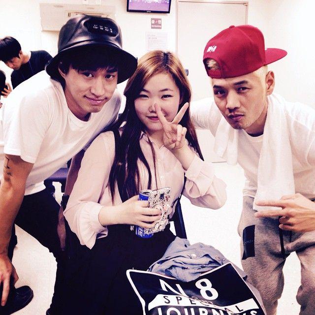 Tablo, Soohyun & Master Wu