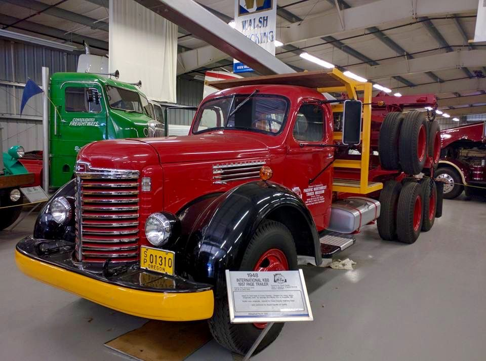 1948 IH KB-8 | HI | International harvester truck, Navistar