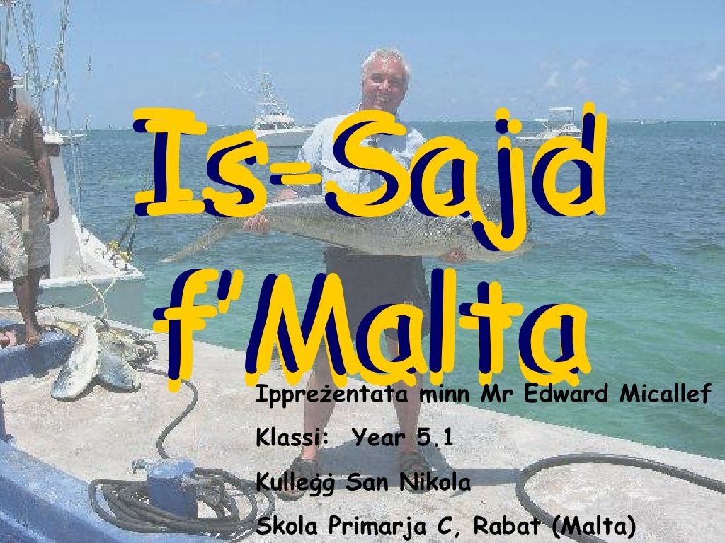 issajd-fmalta by Education via Slideshare