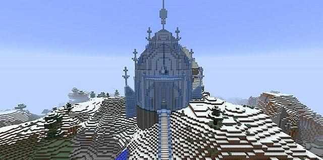 Ice Palace Minecraft Google Search Ice Palace Grand