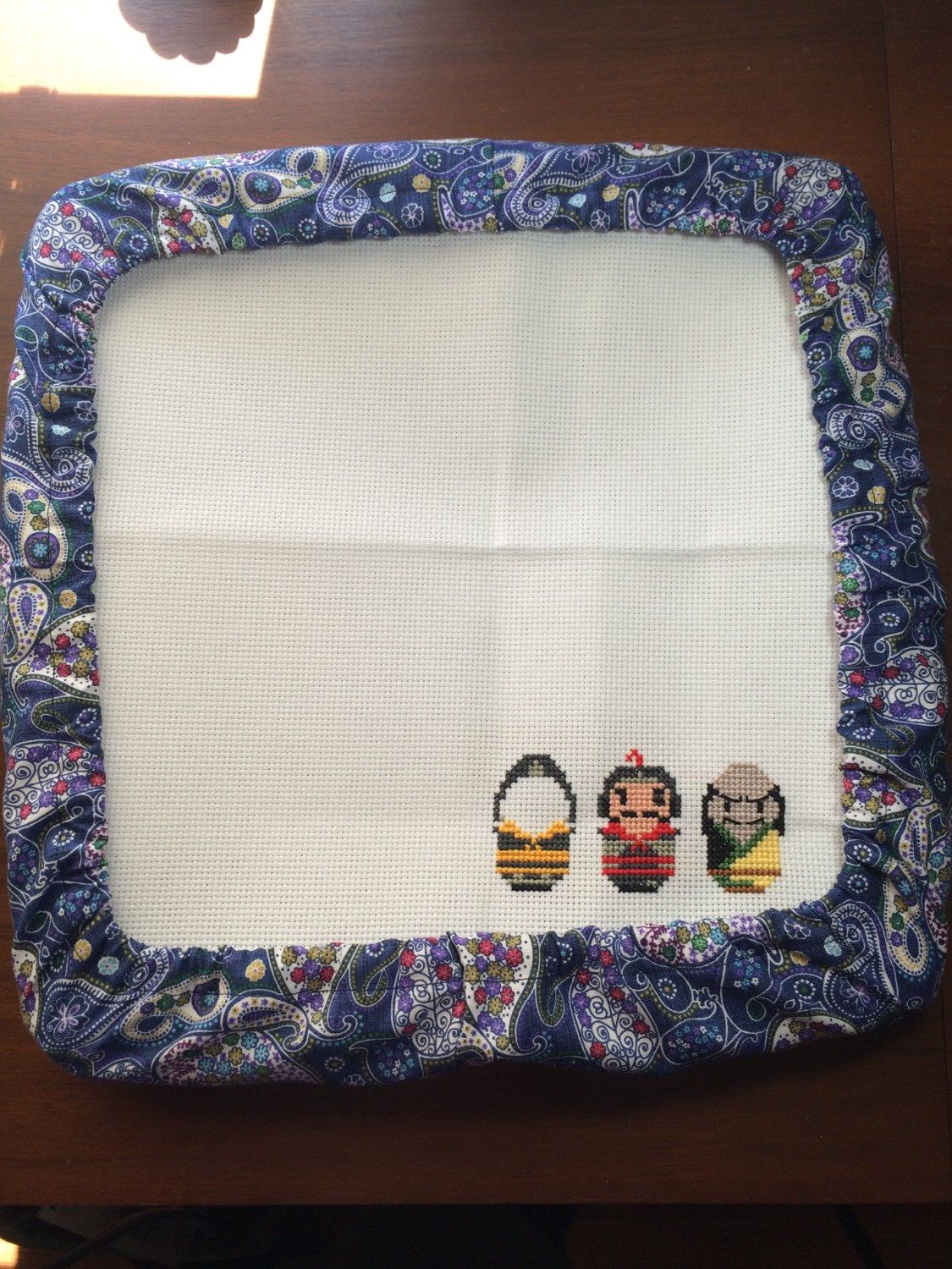 Cross Stitch Grime Guard 8x8 embroidery counted cover qsnap frame ...