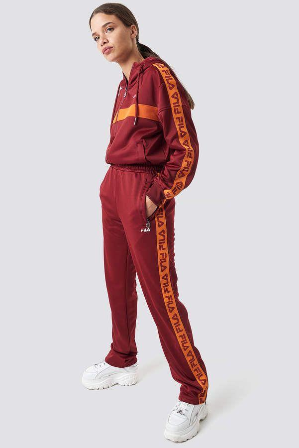 5b04edddc6cbd8 Thora Track Pants | Products | Sports trousers, Black pants, Pants