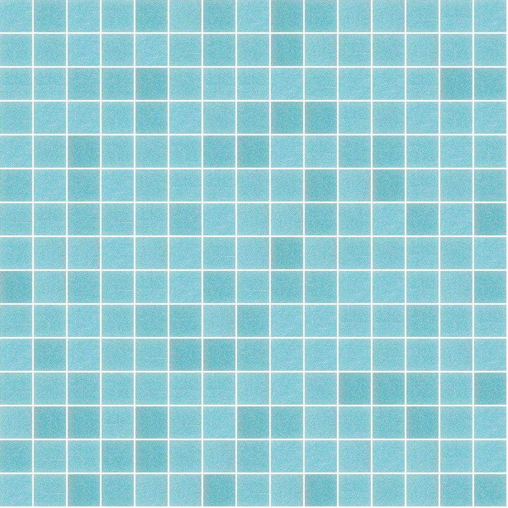 121 Light Sky Blue 3 4 X 3 4 Glass Tile Mosaic Glass Glass