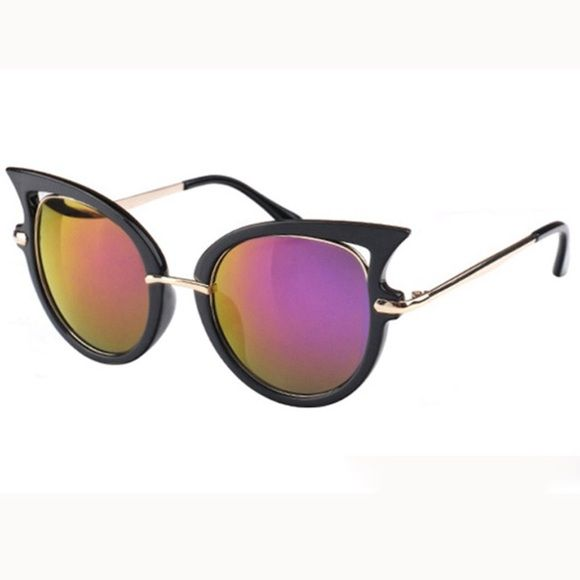 Super Trendy Polarized Women Sunglasses Brand new. High Quality. Multicolor purple, pink, yellow, orange. Accessories Sunglasses