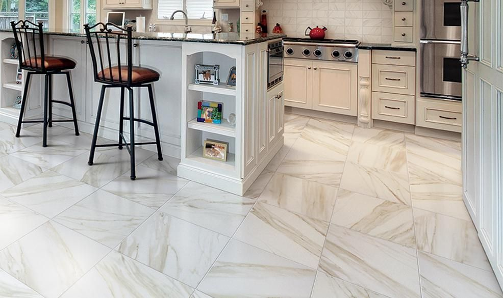 Kitchen Marazzi Usa Flooring Vinyl Tile Flooring House And Home Magazine