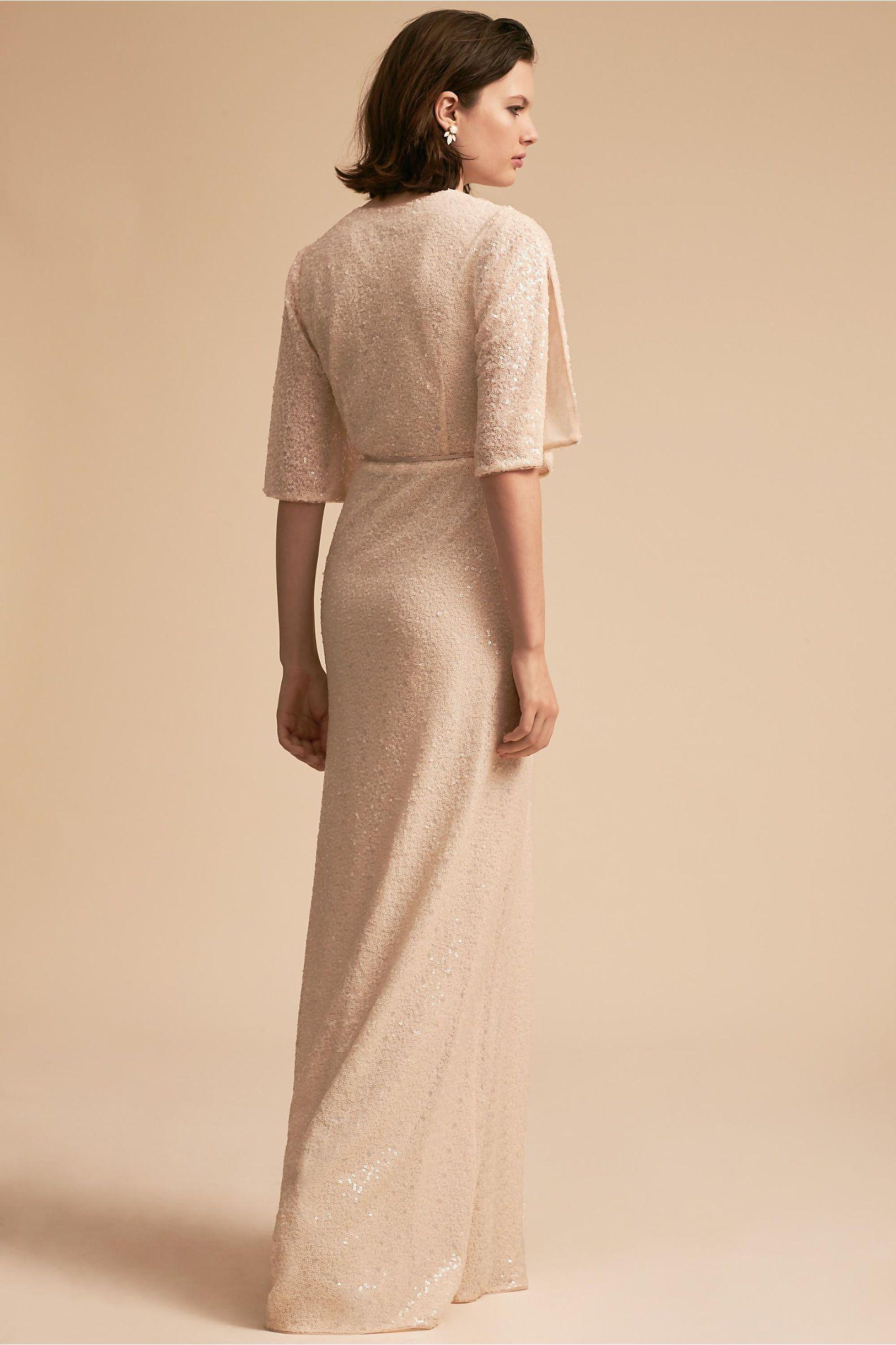 BHLDN Jordana Dress Pearl in Occasion Dresses | BHLDN | Aidan by ...