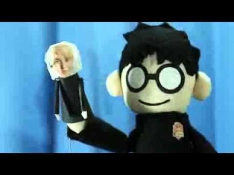 Potter Puppet Pals Draco Puppet Potter Puppet Pals Harry Potter Puppet Pals Harry Potter Puppets
