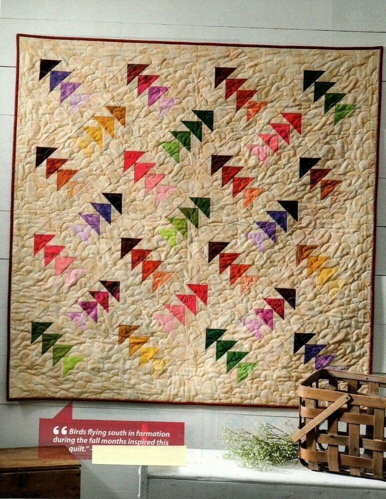 Autumn/'s Glory Quilt Pattern Pieced CC