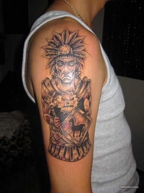 10 Ancient Mayan Tattoo Designs Tattoos Mayan Tattoos Tattoos
