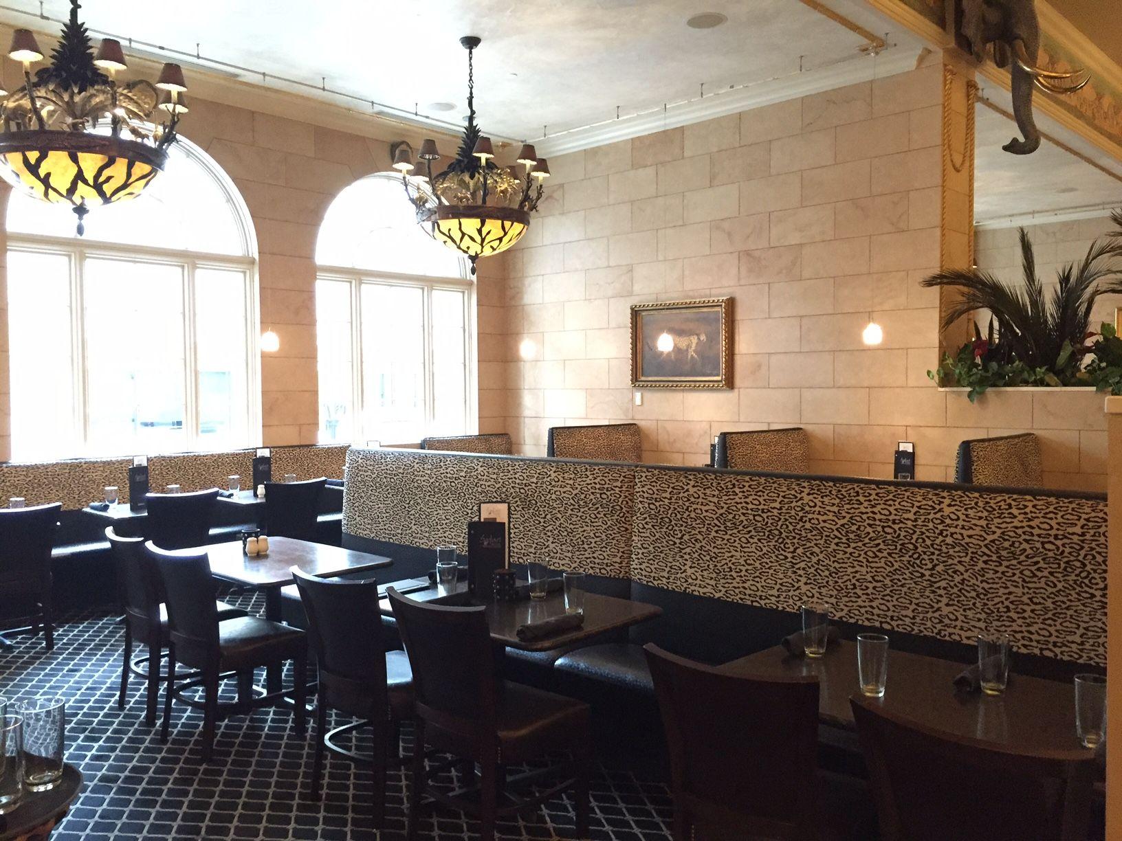 Safari Room Dining Area Safari Room Dining Area Happy Hour Food