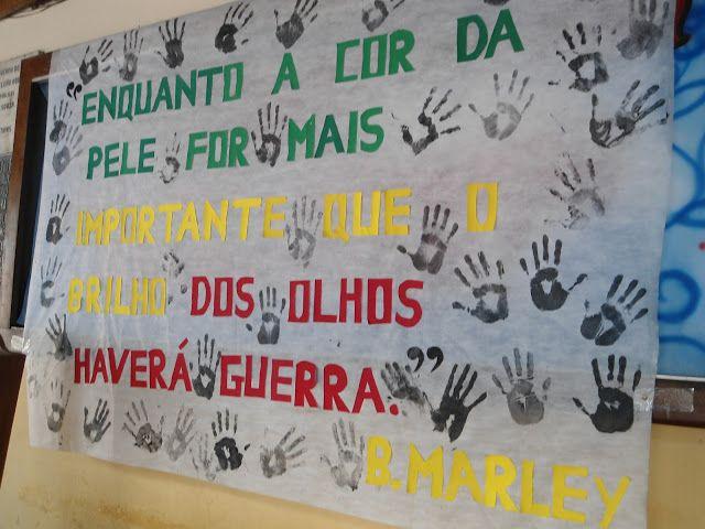 Painéis Para Mural Consciência Negra Atividades Extras