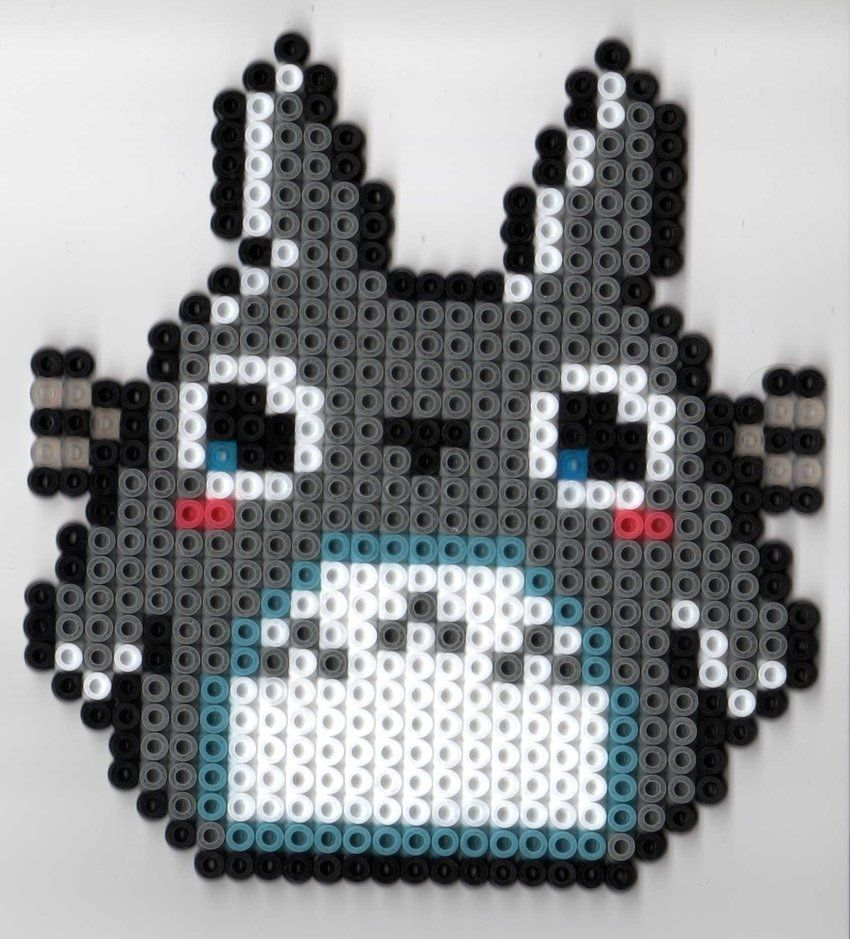 20 Chibi Perler Bead Pictures And Ideas On Meta Networks