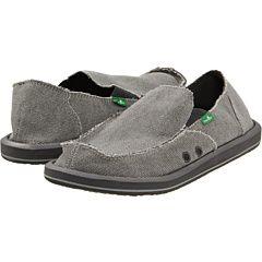 Sanuk Men's Vagabond Shoe http://www.gradysoutdoors.com/sanuk/