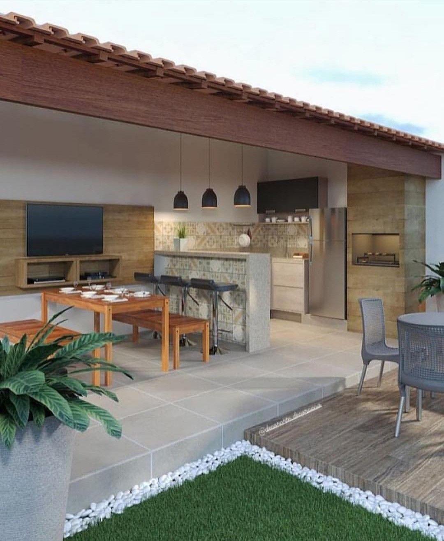 Rancho Casas Exteriores De Casas Y Diseño De Patio