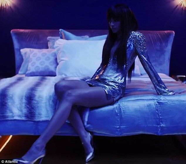 Zendaya Sizzles In Mini Dress For Bruno Mars' Music Video
