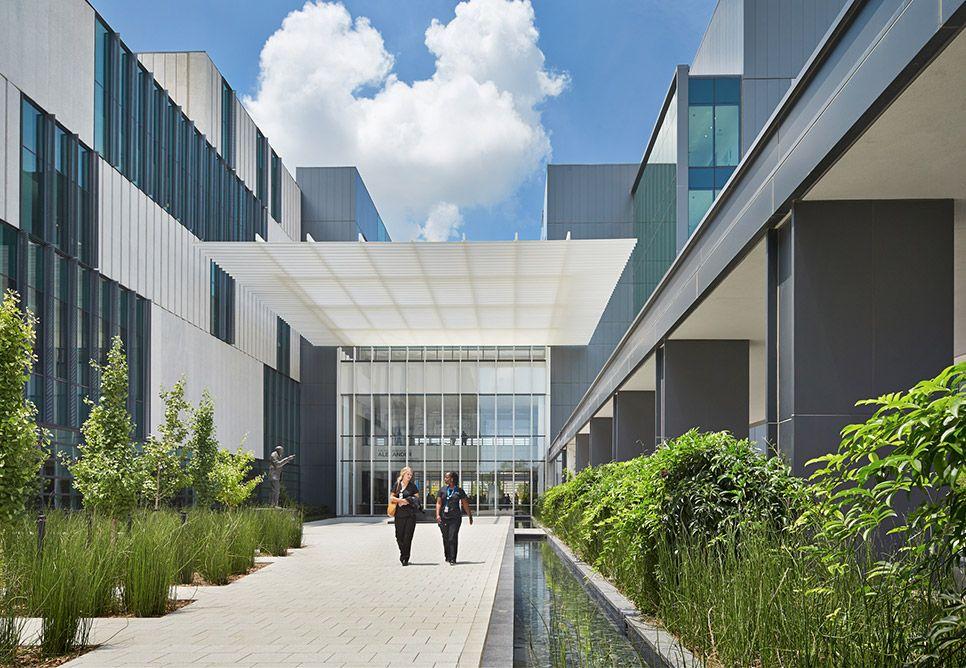 University Medical Center New Orleans Medical center