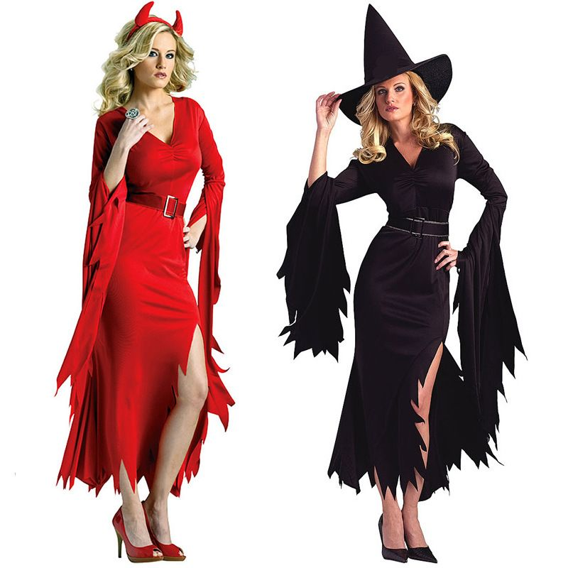 Cute Unicorn Black Witch Red Devil Cosplay Costume party dresses ...