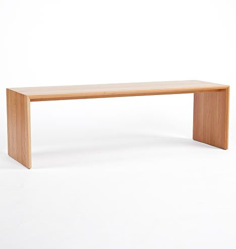 Bunch Coffee Table Cherries Coffee And Natural - Natural cherry side table