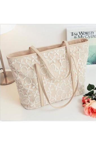 Fashion Ladies Women Shoulder Bag Lace Handbag Purse Satchel Shopper Tote Bag ลดราคาพิเศษ ถูกมาก รีบด่วนก่อนหมดโปร by salawad