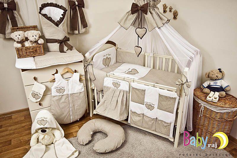 Baby Raj 14el Posciel Haft Lozeczko Z Kokosem 3114815278 Oficjalne Archiwum Allegro Toddler Bed Decor Home Decor