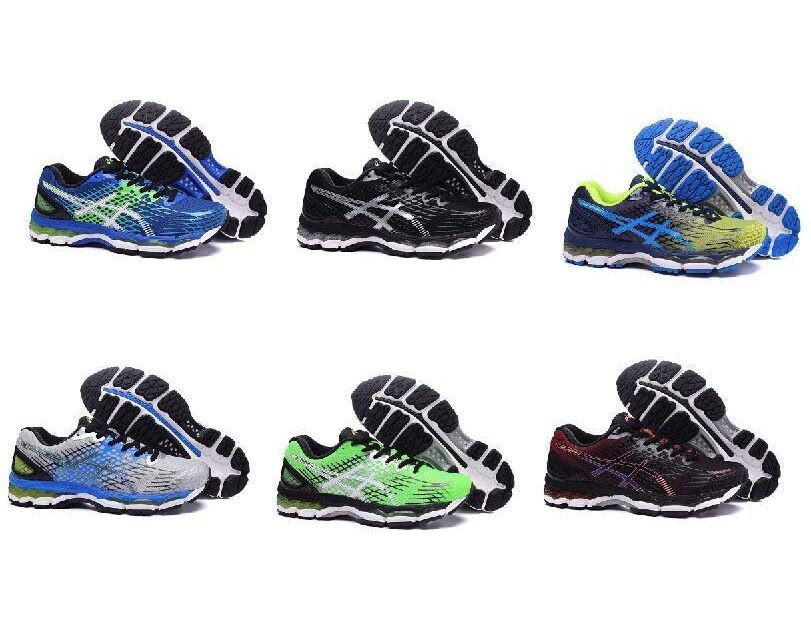 promo code 06883 ba25d New Asics T507N GEL Nimbus 17 Men's Running Shoes 6 Colour ...
