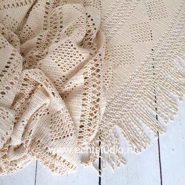 Gratis Haakpatroon Omas Sprei Pillow And Blanket Crochet