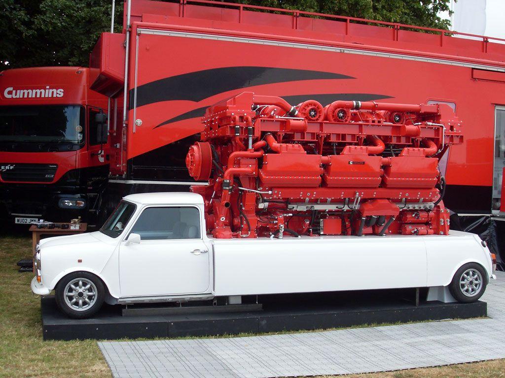 biggest cummins truck engine site:pinterest.com - rucks, lassic mini and he o'jays on Pinterest