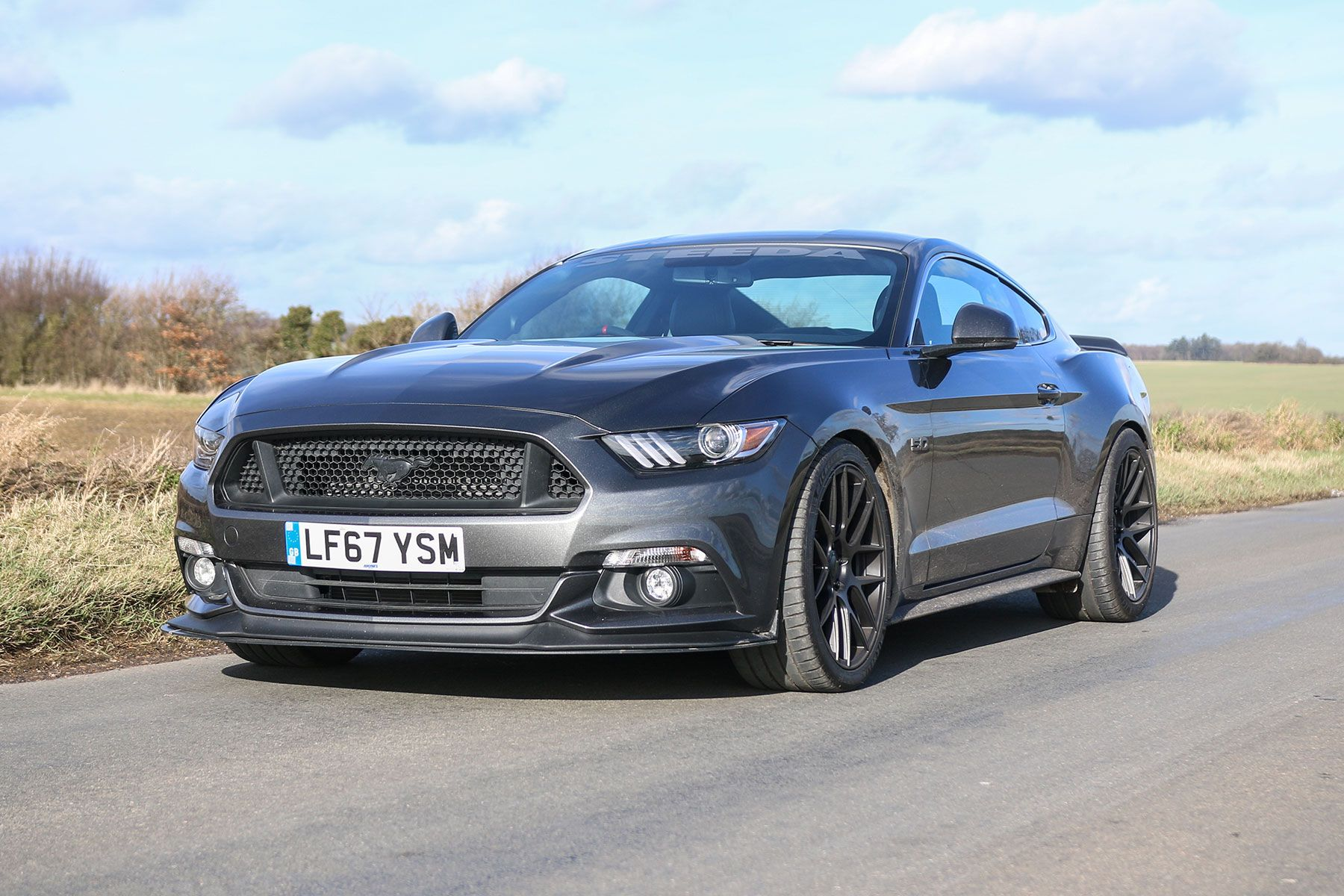 Ford Mustang Modifications Uk Di 2020 Indonesia