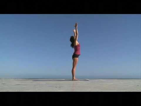 yoga basics 1 sun salutation or surya namaskar yogatypes