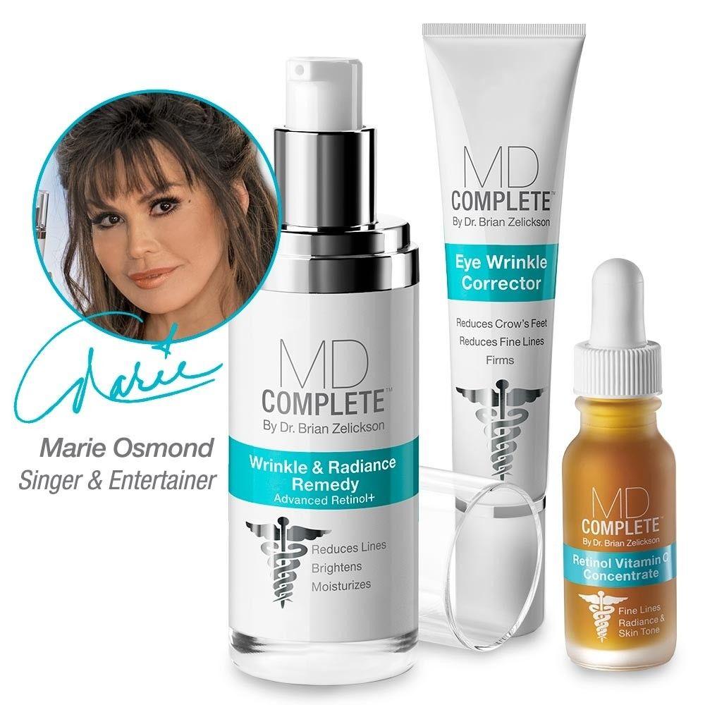 New Wrinkle Radiance Trio Skin Cream Anti Aging Anti Aging Oils Skin Cream