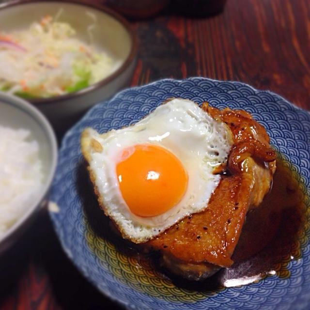 先日作ったチキンステーキ。シンプルな料理なんだけど、とっても美味しく出来ました〜。 - 9件のもぐもぐ - チキンステーキ by Atsushi Koigawachi