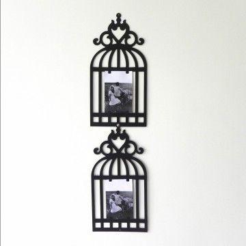 Fotolijst - Bird Cages
