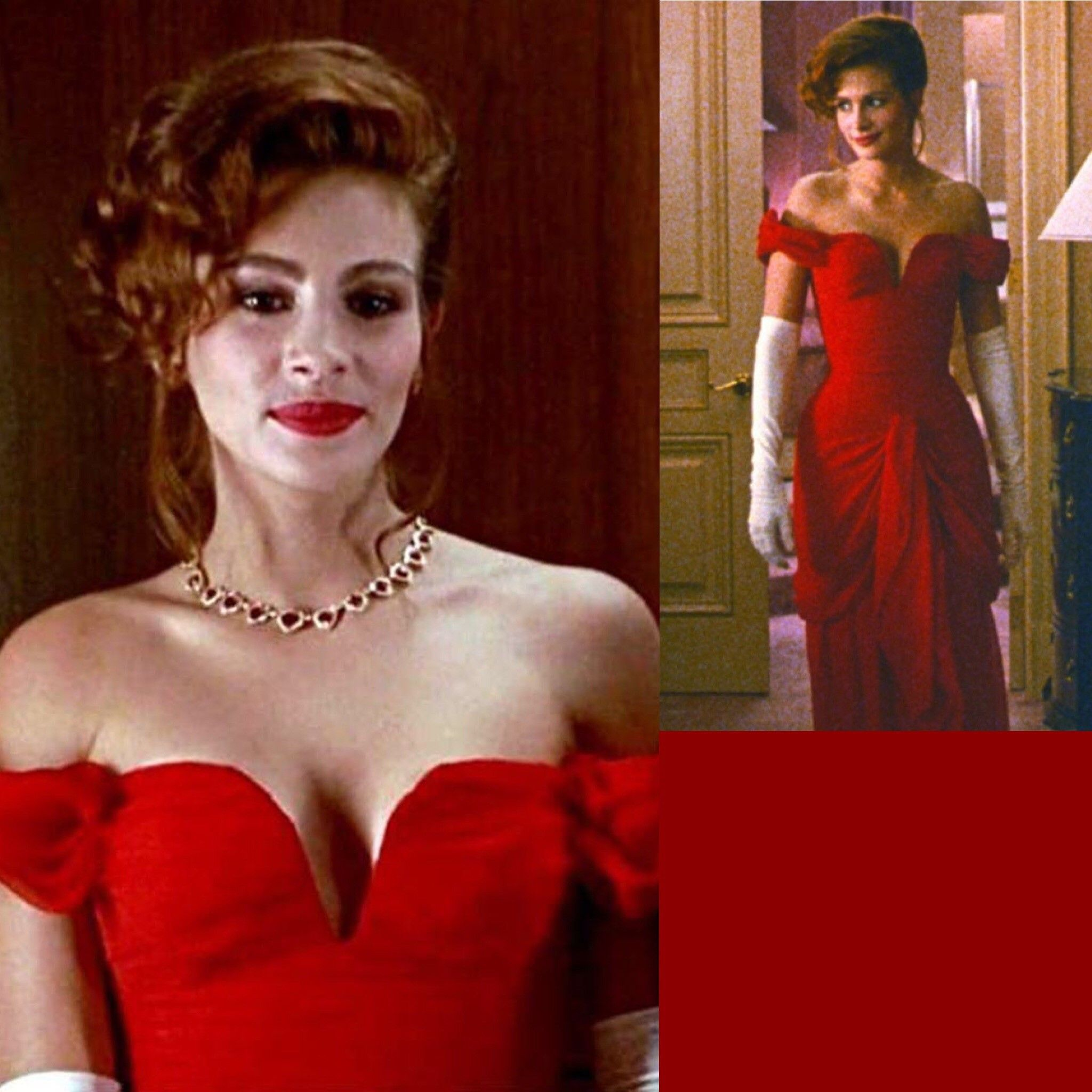 Pin By Margarida Moura On Look Pretty Women Dresses Pretty Woman Movie Pretty Woman Red Dress [ 2048 x 2048 Pixel ]