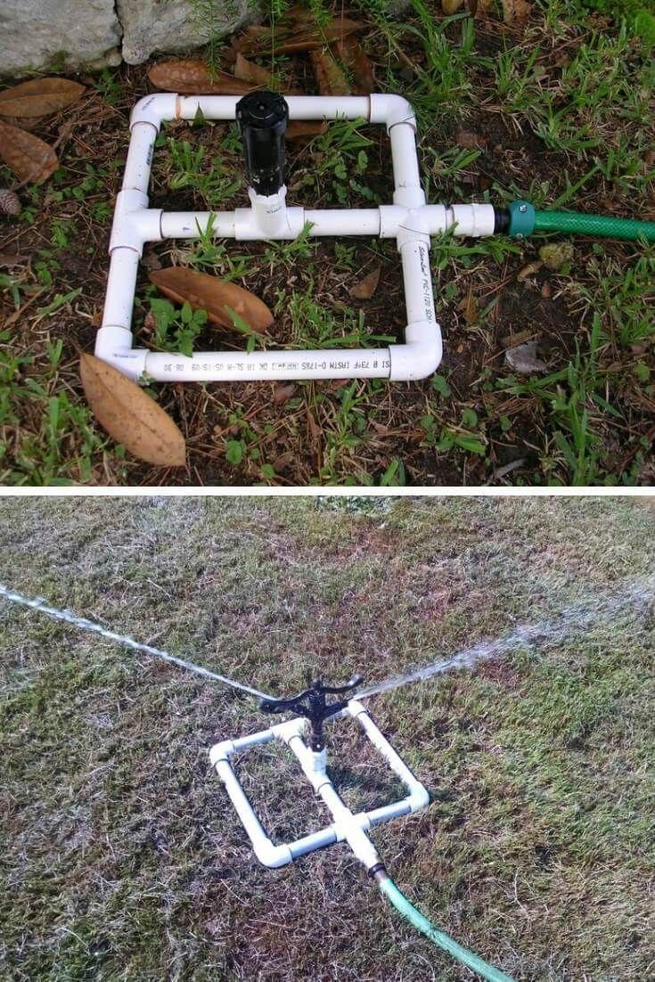17 best diy sprinkler system ideas for your yard this