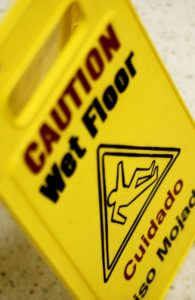 According To Research By The National Floor Safety Institute, The Need For  A Slip And