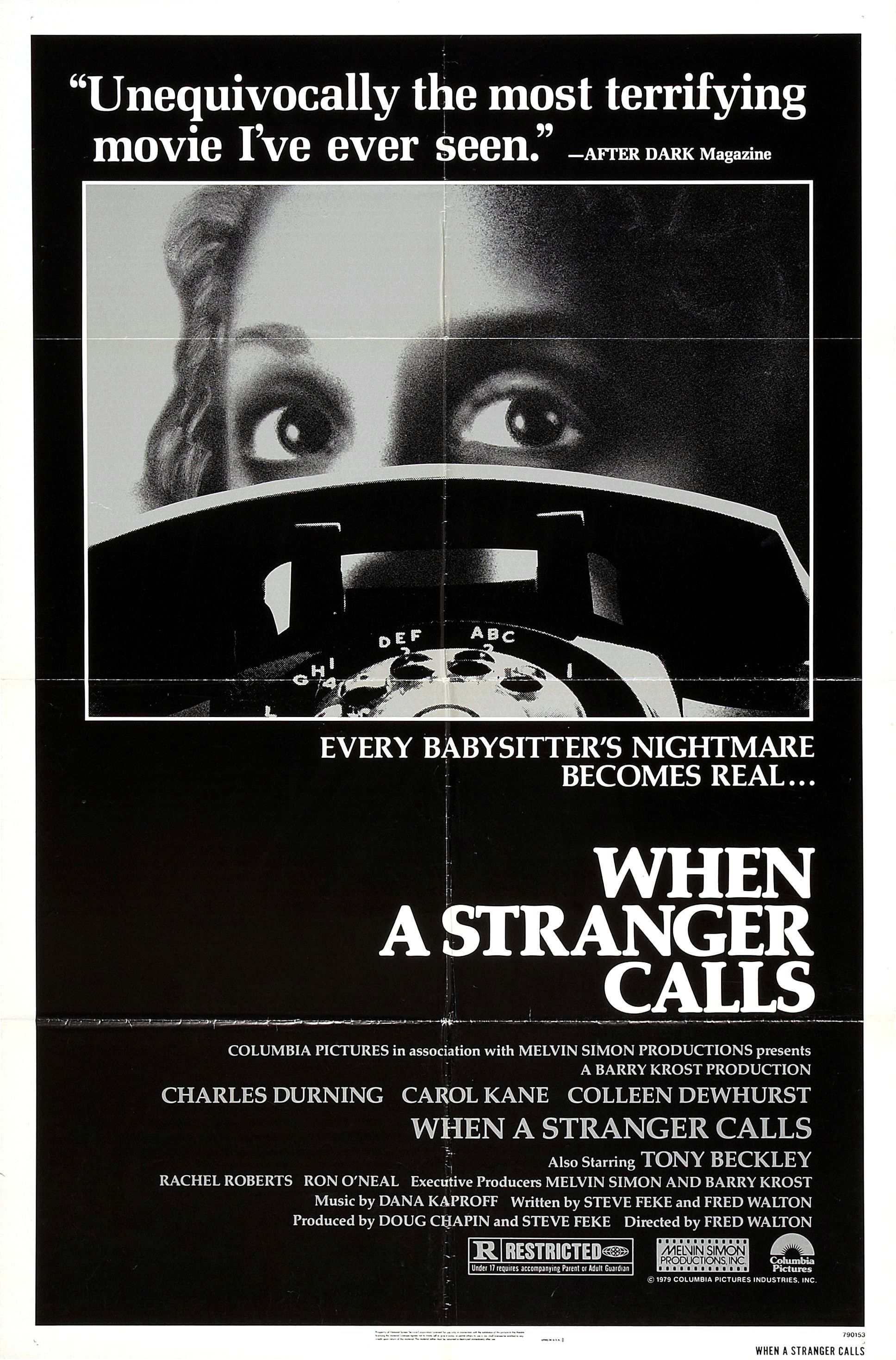 when a stranger calls movie posters film usa and when a stranger calls movie posters film usa and when a stranger calls
