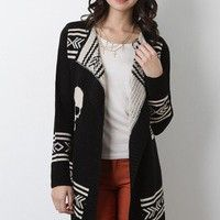 Ancient Tribe Cardigan