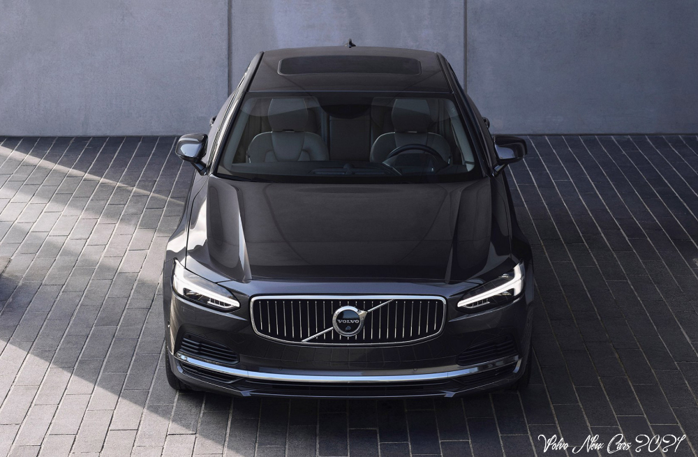 8 Volvo S8 And V8 Receive Updates Including Mild Hybrid Tech