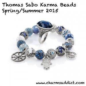 Thomas Sabo Karma Beads Spring Summer 2015 Release In 2020 With Images Ekszerek
