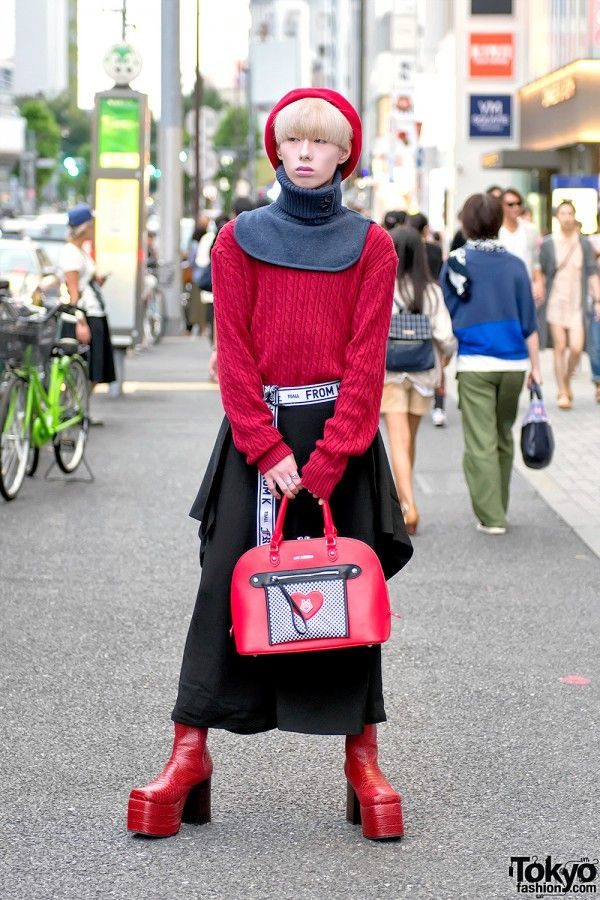 From Tokyo fashion