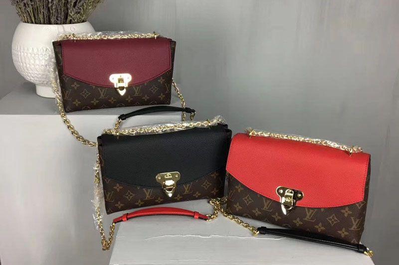 c45681ca7e12 Louis Vuitton M43713 Saint Placide Monogram Canvas Bags