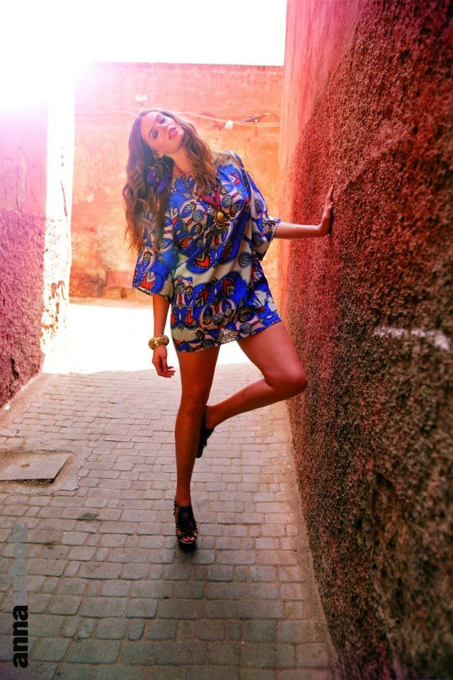 Moroccan Heat. Annascholz  Ffstylecollection.com