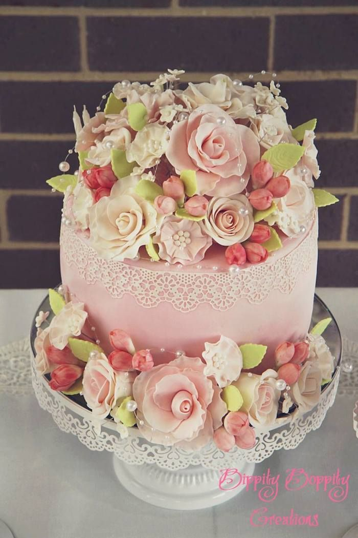 Shabby Chic Birthday Party Ideas Decor Planning Styling With