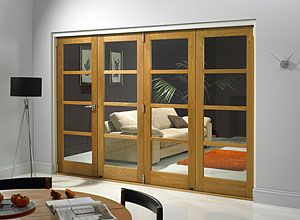 Internal Bifold Doors Interior Folding Room Dividers Vufold