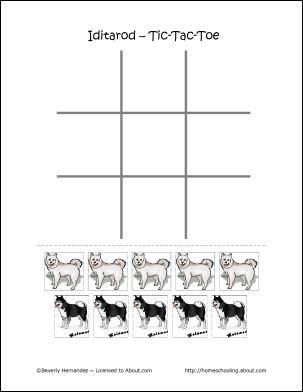 This 10 page Iditarod themed math Addition, Subtraction ...