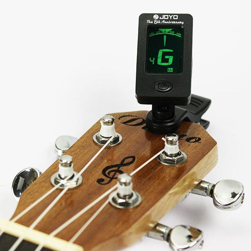 Digital Ukulele Chromatic Clip On Tuner Ukulele Chords And Products
