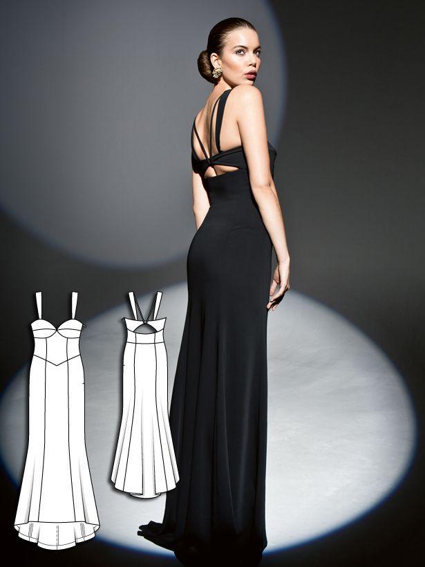 Strictly Ballroom: 6 New Dress Sewing Patterns | Dress patterns ...