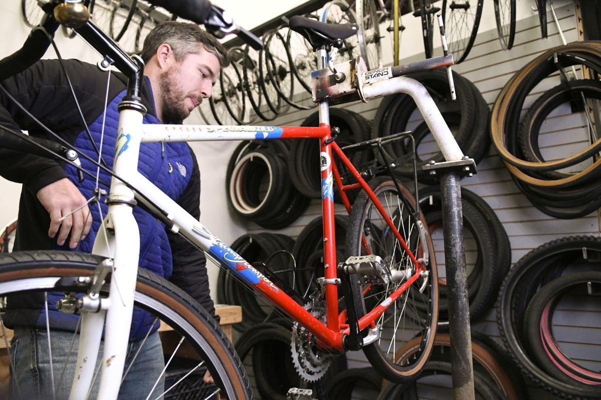 Santa Maria Public Library Kicks Off Bike Kitchen Program Bike